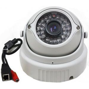 IP kamera JW-133H CMOS 1.3 megapixel, objektiv 2,8-12mm DOPRODEJ