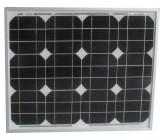 Fotovoltaický solární panel 12V/30W/1,55A
