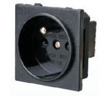 Zásuvka 230V/16A na panel