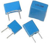 3n3/630V TC356-svitkový kondenzátor radiální