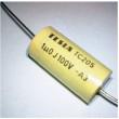 1u/100V TC205, svitkový kondenzátor