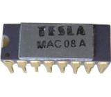 MAC08A 8-kanálový analogový multiplexer