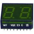 VQE23E zobrazovač .8.8., zelený, RFT