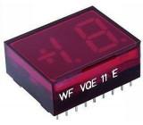 VQE11E zobrazovač +1.8., červený, RFT