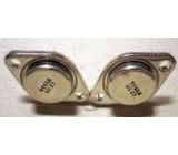 tranzistor OC27 pár P 32V/3,5A 12,5W TO3