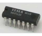 7430 1x 8vstup. NAND, DIL14 /MH7430, MH7430S,MH5430,MH5430S/