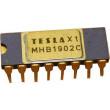 MHB1902C - CMOS RAM 1024bit, DIL16