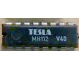 MH112 - programovatelný dělič kmitočtu+časovač, DIL16
