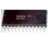 MH1KK1 - kodér pro bezkontaktní klávesnice, DIL24