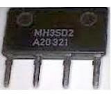 MH3SD2 - bezkontaktní snímač s Hallovou sondou
