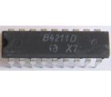 B4211D - obvod pro řízení otáček DIP18