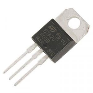 BTA20A/600V triak 600V/20A Ig=1mA TO220AB
