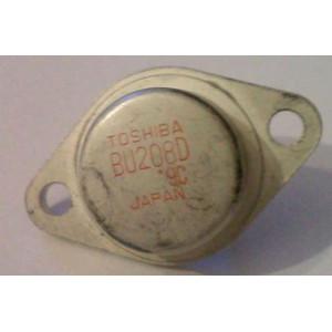BU208D N výkon.spínací 700V/8A/150W TO3 =2SD951