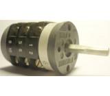 Vačkový spínač VS16 2253 D4, 16A/380V~, 2 polohy 90°
