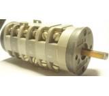 Vačkový spínač VS16 9154 C8, 16A/380V~, 5 poloh 45°