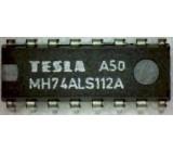 74ALS112A klopný obvod J-K /MH74ALS112A/