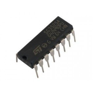 SG3525AN spínaný zdroj DIL16 =KA3525A