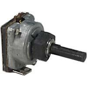 1k0/N ESA, hřídel 4x13mm, potenciometr otočný