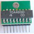 TDA4601D - obvod pro řízení spínaných zdrojů na DPS