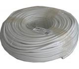 Kabel 3x1mm2 kulatý 230V H05VV-F (CYSY) balení 100m