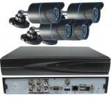 Kamerový systém AHD 1080P JW204K-A20 (DVR+4kamery CMOS Full HD)