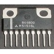 M51516L - nf zesilovač 12W, SIL-9