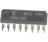 MB8116H - paměť DRAM 16kb