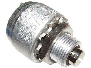 Potenciometr cermetový 2k5/N 12E TP190 0,2W