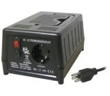 Měnič napětí 110V na 230V AC MW 1P300 / MINWA