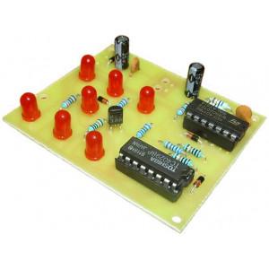 Hrací kostka elektronická STAVEBNICE