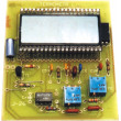 Elektronická stavebnice digitálního teploměru LED