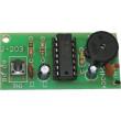 Elektronická stavebnice detektor vlhkosti 9VDC