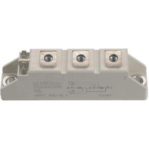 Tyristorový modul 1,2kV 106A SEMIPACK1