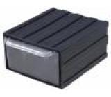 modul se zásuvkou 105 x 120 x 60 mm skládací