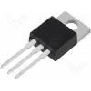 L7805CT Stabilizátor napětí LDO, nenastavitelný 5V 1,5A THT TO3