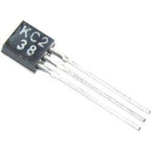 KC238 N UNI 20V/0,1A (ß120-500) TO92 /BC238/