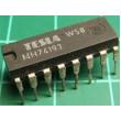 74193 synchr.4-bit.binární čítač, DIL16 /MH74193, 54193/