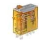 46.61.8.230.004 Relé elektromagnetické SPDT 16A/250VAC 16A/30VDC 25A 28kΩ