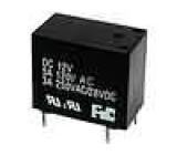 FRS16NHA-S51-12VDC Relé elektromagnetické SPST-NO Ucívky:12VDC 5A/125VAC 5A