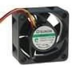 Ventilátor 24VDC 40x40x20mm 15,12m3/h 25,5dBA Vapo 1,2W