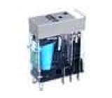 G2R-2-SND-24DC Relé elektromagnetické DPDT Ucívky:24VDC 5A/250VAC 5A/30VDC