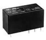 HF115F/012-1Z1A Relé elektromagnetické SPDT Ucívky:12VDC 12A/250VAC 12A