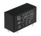 LMR1-24D Relé elektromagnetické SPDT Ucívky:24VDC 12A/250VAC 12A
