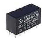 LMR1H-12D Relé elektromagnetické SPDT Ucívky:12VDC 16A/250VAC 16A