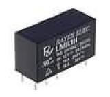 LMR1H-48D Relé elektromagnetické SPDT Ucívky:48VDC 16A/250VAC 16A