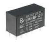 LMR1HA-12D Relé elektromagnetické SPST-NO Ucívky:12VDC 16A/250VAC 16A