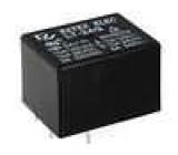 LT-24G Relé elektromagnetické SPDT Ucívky:24VDC 10A/120VAC 450mW