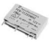 PCN-112D3MHZ Relé elektromagnetické SPST-NO Ucívky:12VDC 3A/240VAC 5A