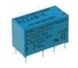 RY-24W-K Relé elektromagnetické DPDT Ucívky:24VDC 0,5A/120VAC 1A