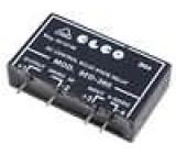 Relé polovodičové SPST-NO max60VDC 10,7x33,1x43,1mm 3A